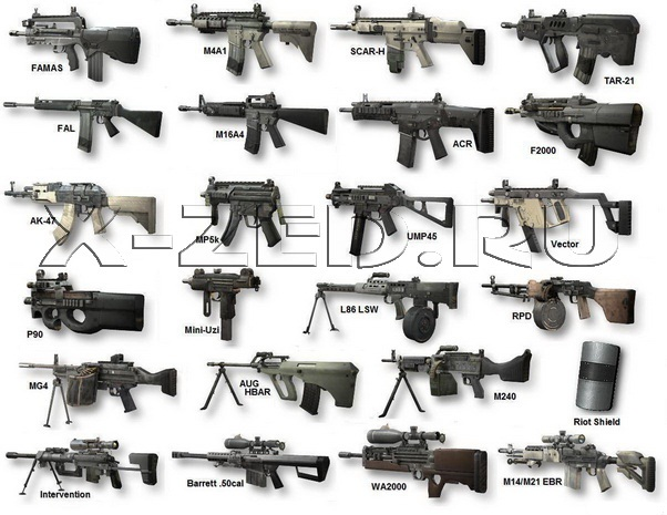 Battlefield 3 Характеристики Оружия После Патча