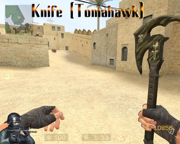 Knife Tomahawk для css