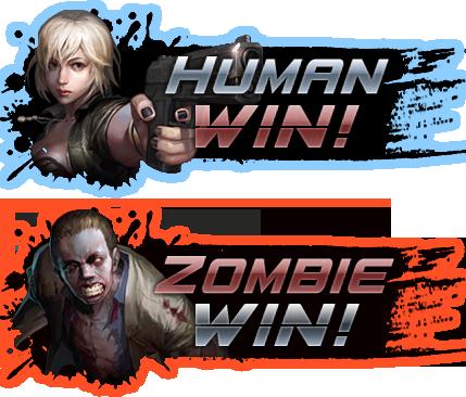 Прозрачные 2 спрея human + zombie для css
