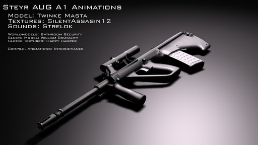 Steyr AUG A1 Animations для css - Скачать
