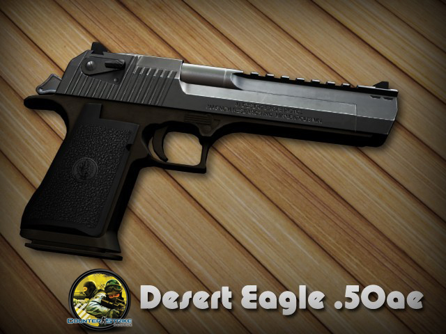 Модель Desert Eagle .50ae anims для css - Скачать