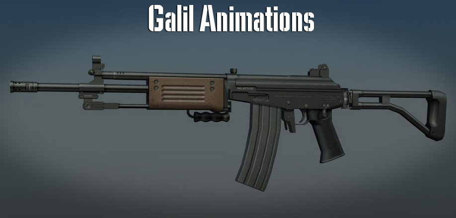 Galil animations для css - Скачать