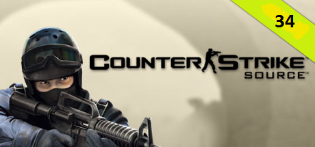 Counter-Strike Source v34 (1.0.0.34) - Скачать