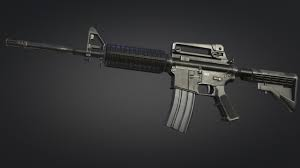Модель Survarium M4A1 для Counter Strike: Source - Скачать
